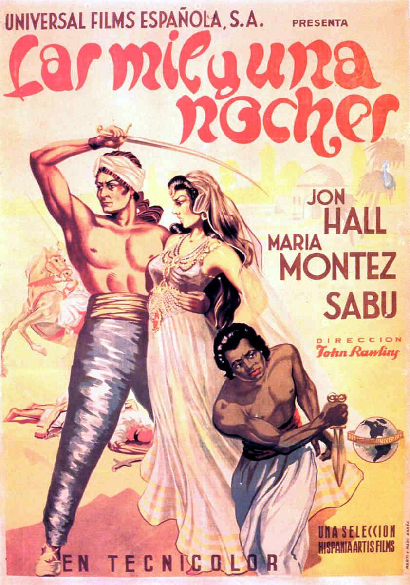 Arabian Nights Pelicula Completa Español 20 nights film